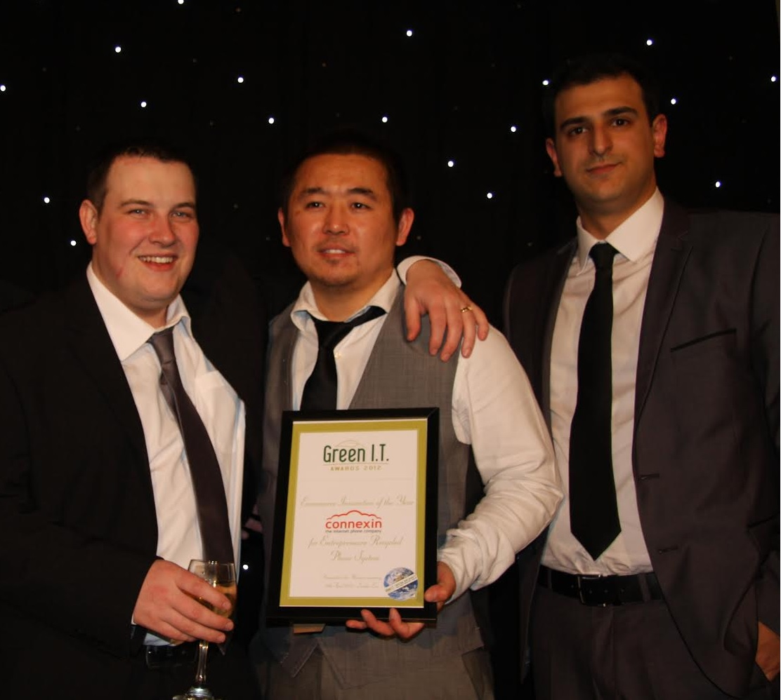 Green IT Award 2012 - Ecommerce Innovation of the Year