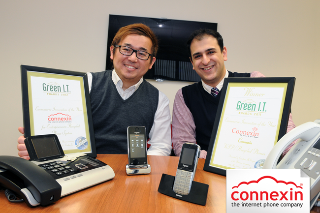 Connexin shortlisted for green award for fourth year in a row