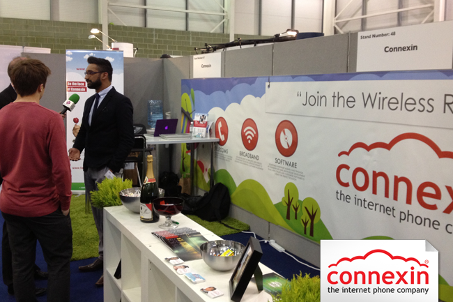 Connexin joins the party at the world's largest business festival