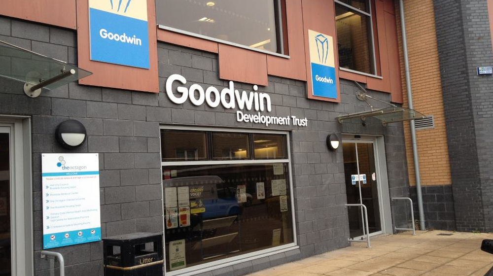 Connexin provides 100 lines for Goodwin Development Trust