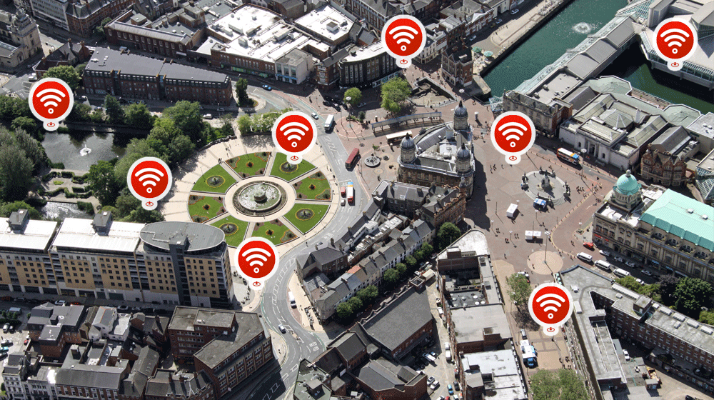 Connexin Awarded 10-year Hull City Wi-Fi and Small Cell Contract as Hull gears up for UK City of Culture 2017