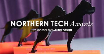 Connexin Attend The Northern Tech Awards 2017