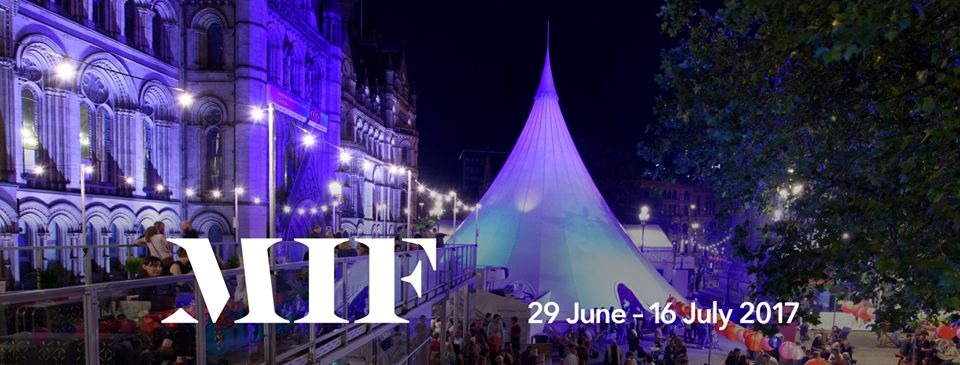 Connexin deliver WiFi for over 125,000 people at the Manchester International Festival