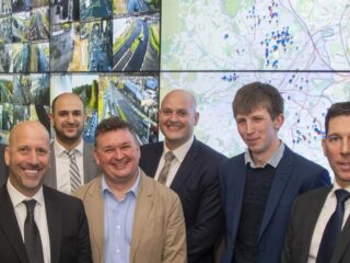 Sheffield streets come to life as city's highway network gets UK's biggest smart tech overhaul