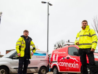 Connexin supports UK's largest smart water network pilot with Yorkshire Water